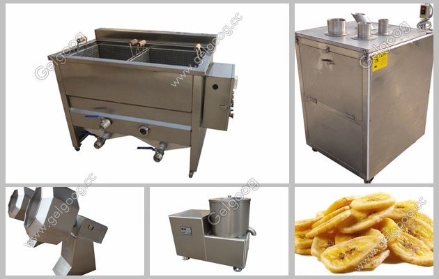 Small Factory Banana Chips Making Machine Manufacturer Best Price