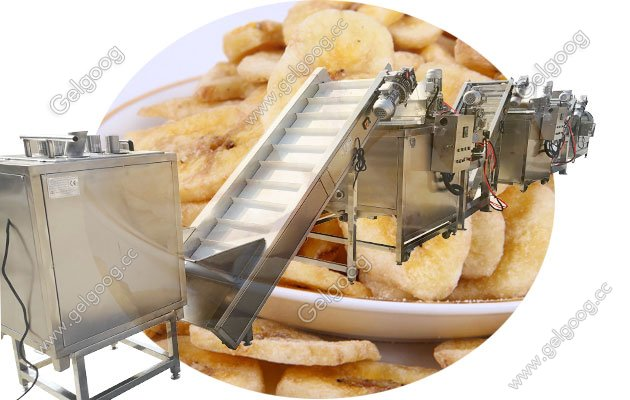 Automatic Banana|Plantain Chips Production Line For Sale