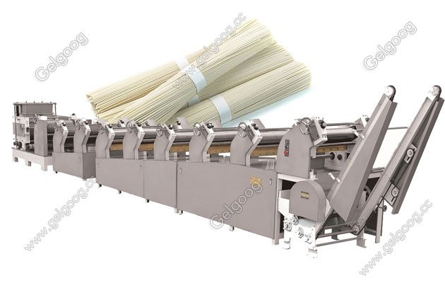 Stick Hanging Noodle Production Line Low Temperature Dried