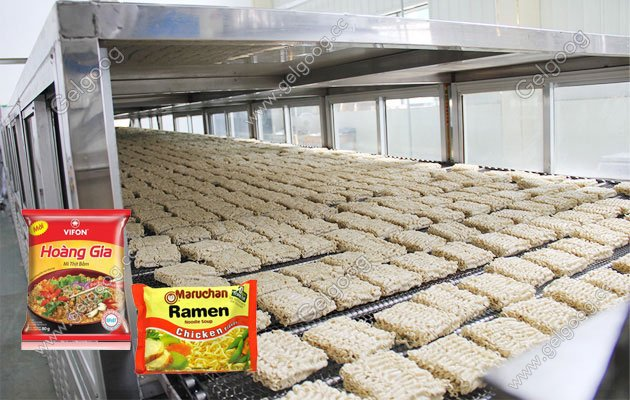 Bag Instant Noodle Process Machine
