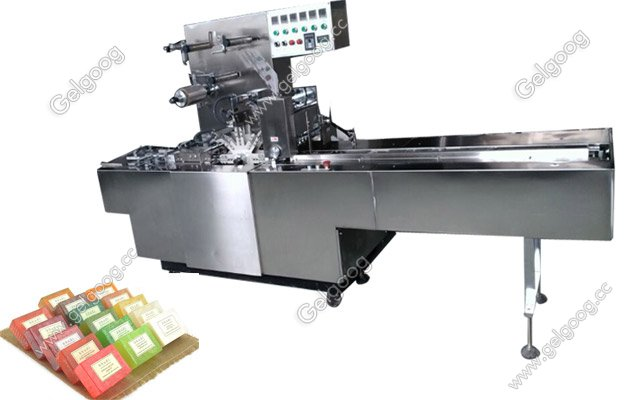 Multi-functional Transparent Film Packaging Machine with 3D