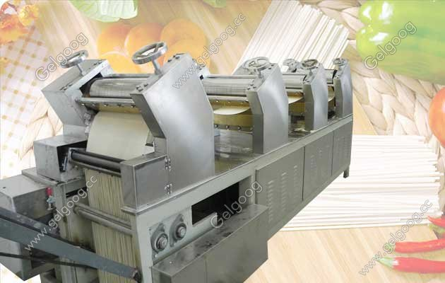 Drying Stick Noodle Production line