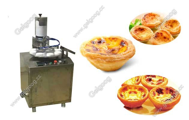 Egg Tartlet Pie Shell Machine For Sale