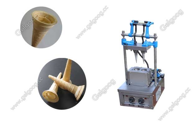 wafer ice cream cone maker for small business
