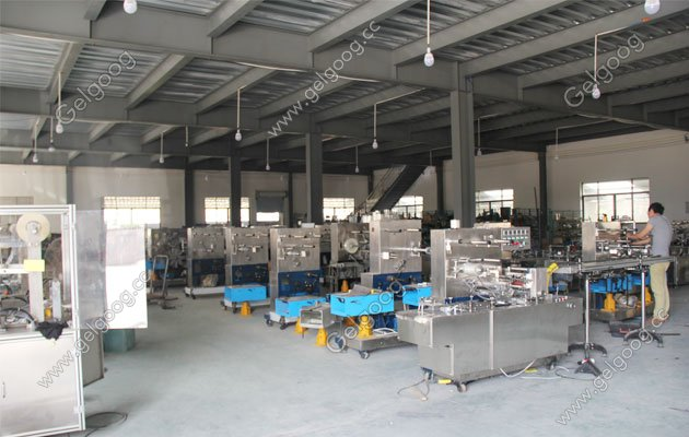 full automatic cellophane wrapping machine with best price