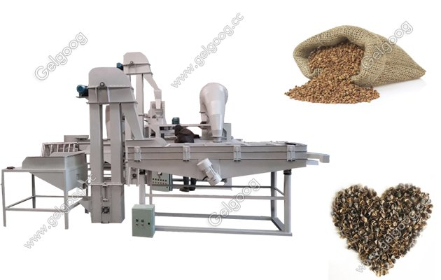 buckwheat shelling machine for sale