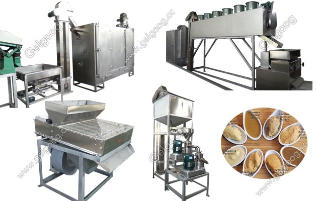Peanut Butter Manufacturing Plant Capacity Custom-made