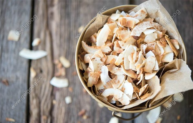is it coconut chips good for you?