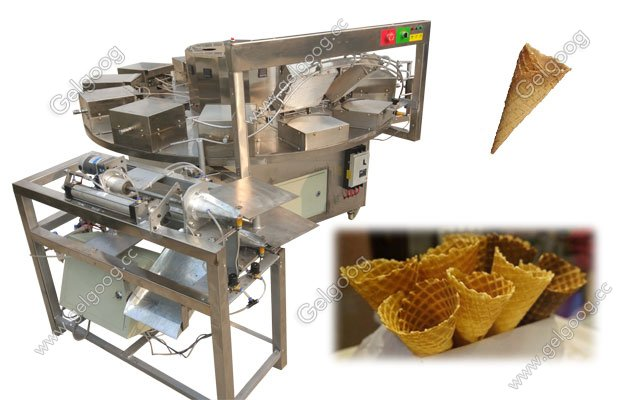 waffle ice cream cone making machine price in india