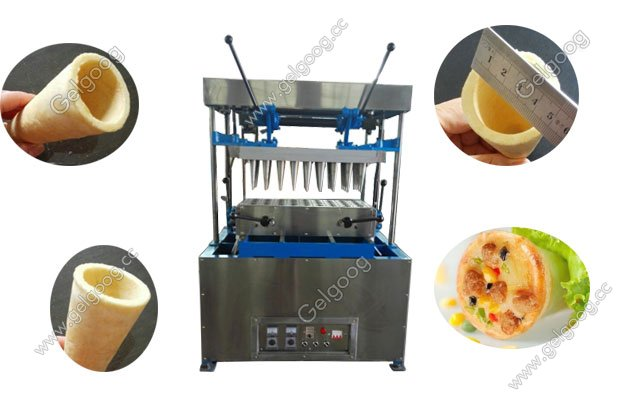 pizza cone machine with low price