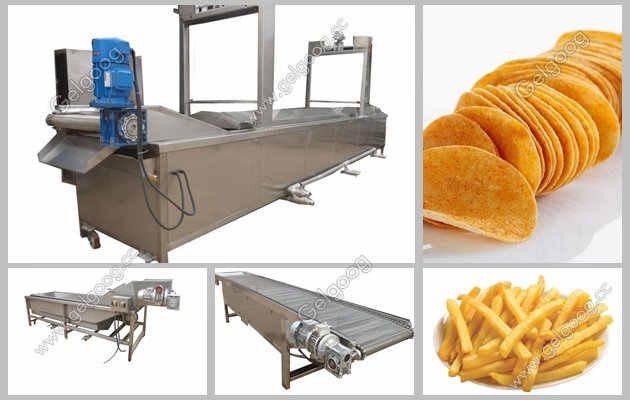 potato chips processing plant sale