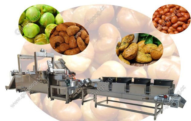 automatic nut fryer machine south africa manufacturer