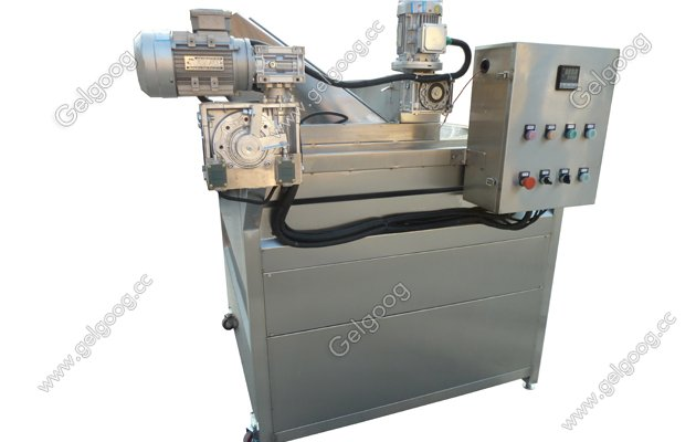 autoamtic chin chin frying machine china supplier