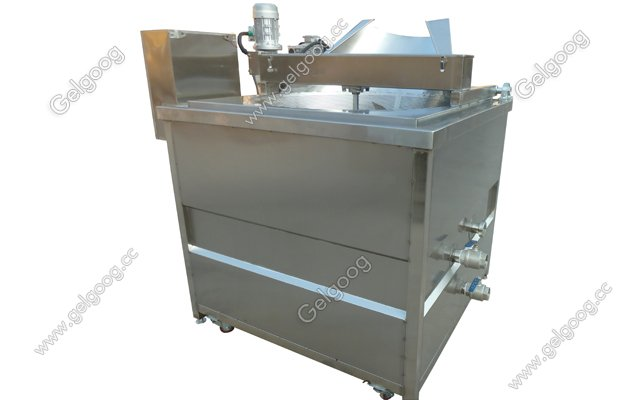 snack food deep dryer machine manufacturer