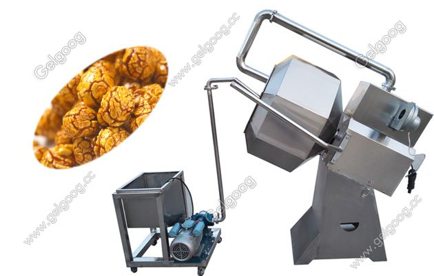 food seasoning machine for fried nuts