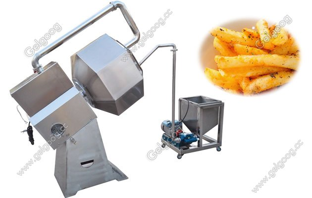 popcron seasoing machine with low price