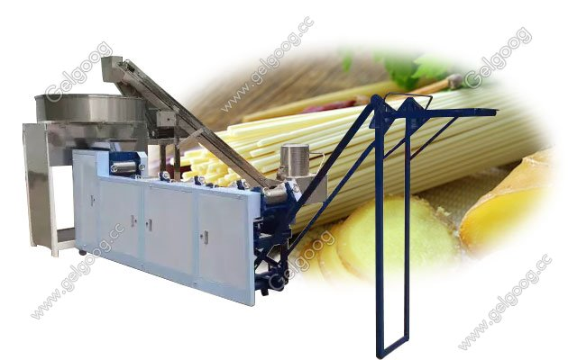 small scale noodle line factory