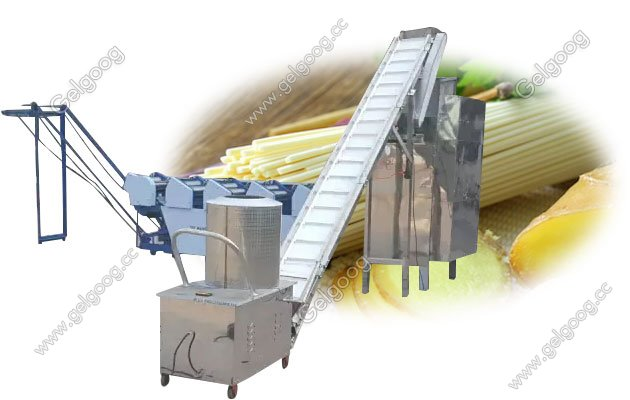 stick noodle making machine factory price