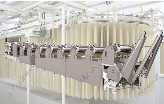 hanging noodle production line Low Temperature Dried