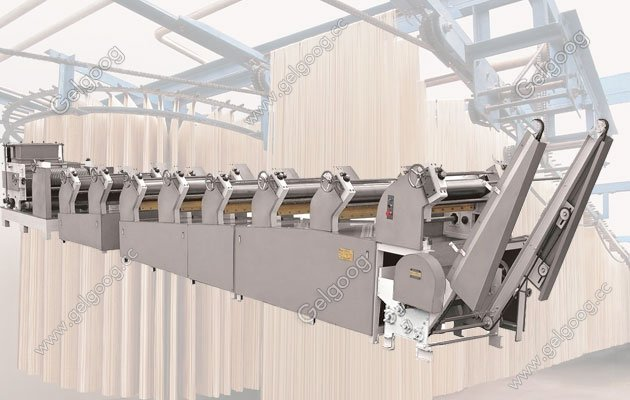 full automatic stick noodle line in china