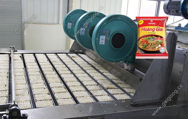 bag pack instant noodle process plant in china