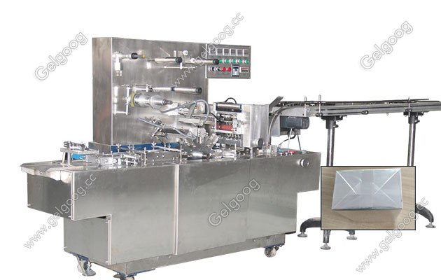 Automatic Cellophane Overwraping Machine for Medicine Box