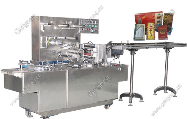 Automatic Medicine Box Cellophane Overwraping Machine