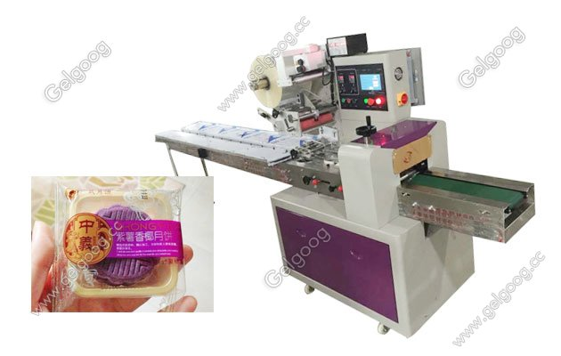 instant noodel flow wrapping machine