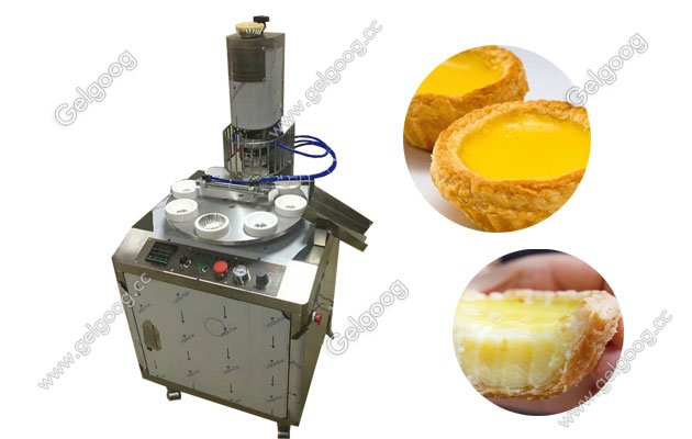 egg tart making machine for sale