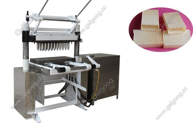 ice cream wafer cone making machine manual type