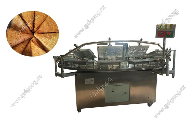 Kuih Kapit Baking Machine