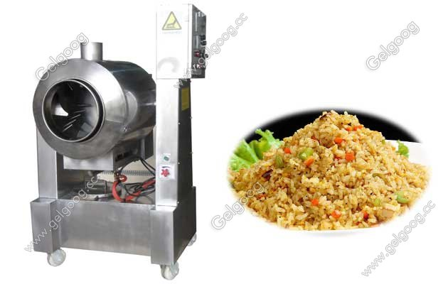 noodle frying machine manufacturer