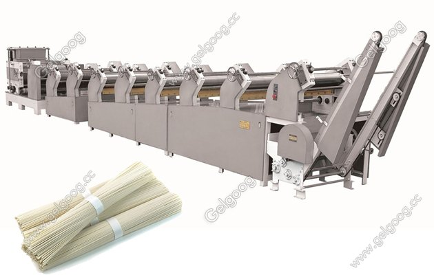 Dried Hanging Noodle Production Line