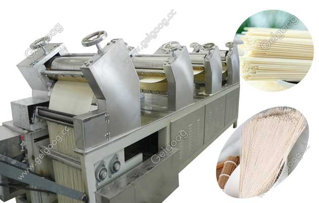 Drying Stick Noodle Production line quotation price
