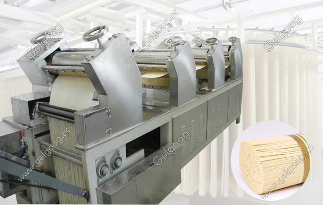 Hanging Type Stick Noodle Machine/Production Line