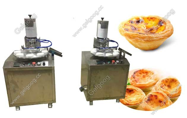 Automatic Portuguese Egg Tartle Making Machine manufacturer in china