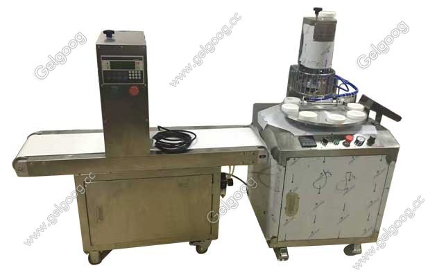 egg tart making machine|Egg Tartlet Pie Shell Machine