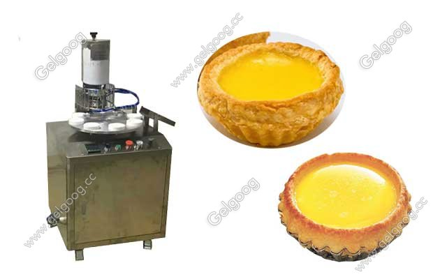 Hong Kong Egg Tarts Machine quotation