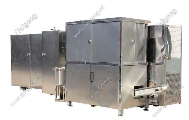 full automatic ice cream cone production line with best price in china