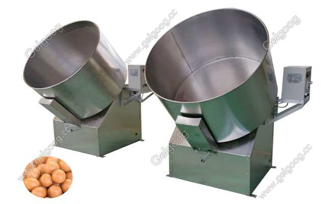 high quality peanut coating machine with best price