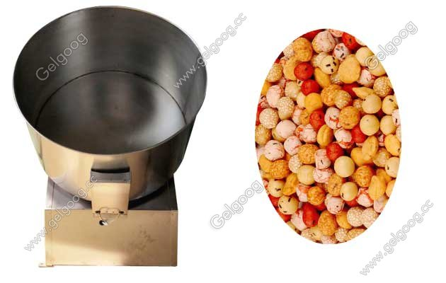 sugar coated peanut making machine manufacturer