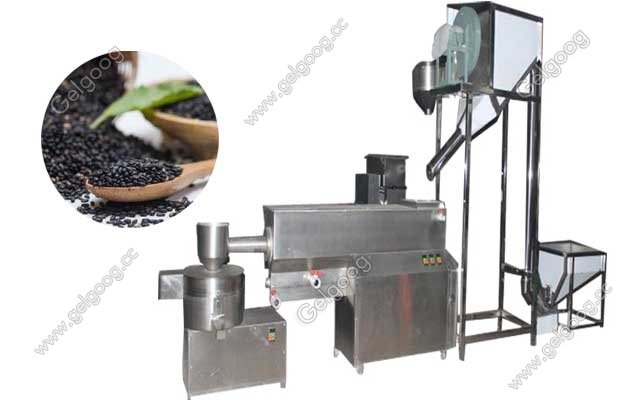 sesame seeds cleaning machinery