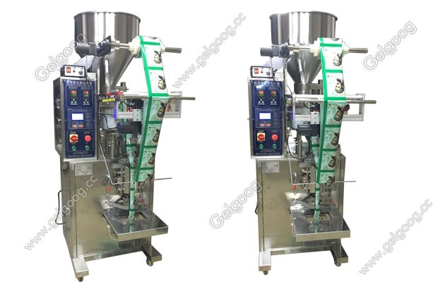 Automatic Dates Cashew Nuts Granule Filling and Sealing machine