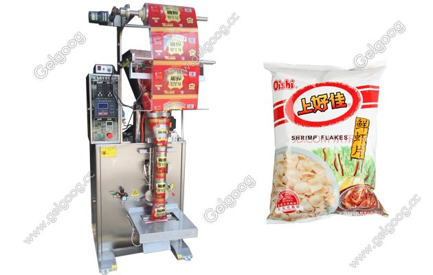 Automatic peanuts Granule Filling and Sealing Machine