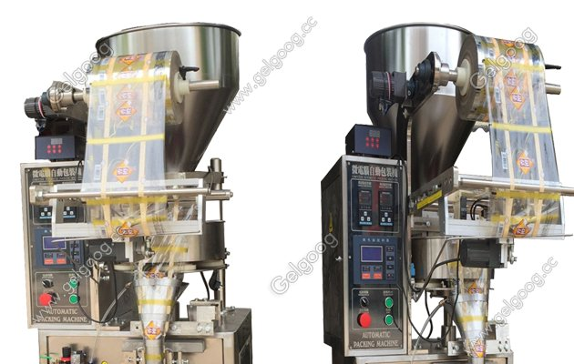 Automatic cashew nuts Granule Filling and Sealing Machine