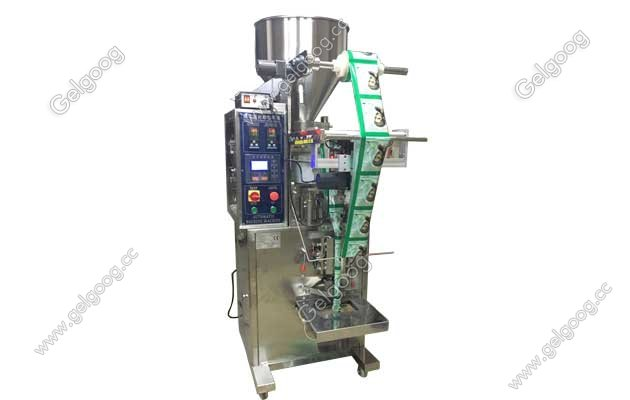 Vertical Plastic Pouch Granule Packing Machine For Grain,Salt,Sugar,Candy,Medicine