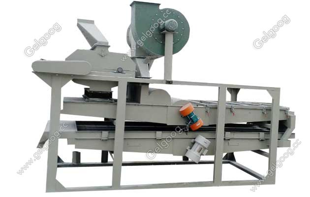 Watermelon Seeds Shelling Hulling Machine
