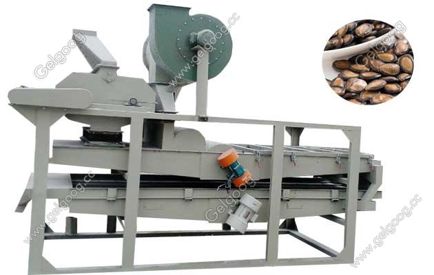 Watermelon Seeds Shelling Hulling Machine for commercial use