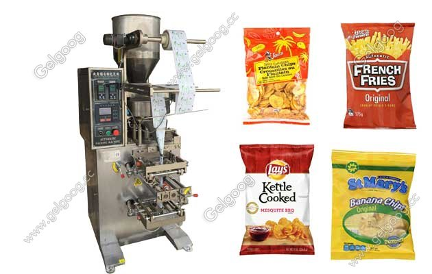 potato chips packing machine manufacturers