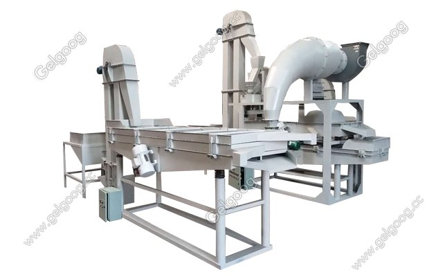 commercial buclwheat shelling machine for sale